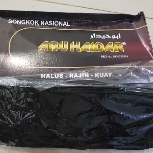 Foto Produk Songkok Abu Haidar AC Polos dari darkcrozz