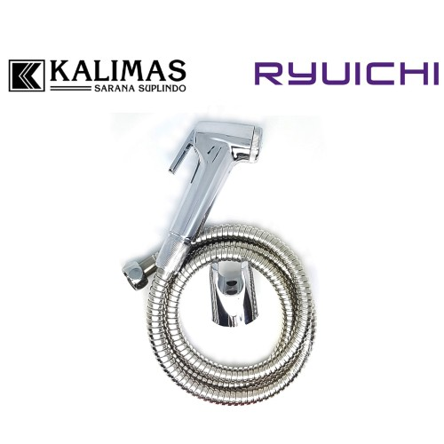 Foto Produk Bidet Spray BS 01 C Chrome - Shower Kloset (RYUICHI) d. 1/2 dari kalimas.online