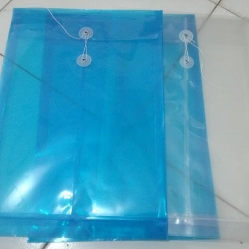 Foto Produk Map Plastik Tali Felix Folio - Hijau dari Paper Shop Jkt