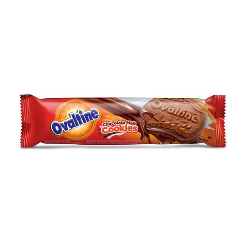 Foto Produk Ovaltine Chocolate Malt Cookies 130gr dari Mondemart