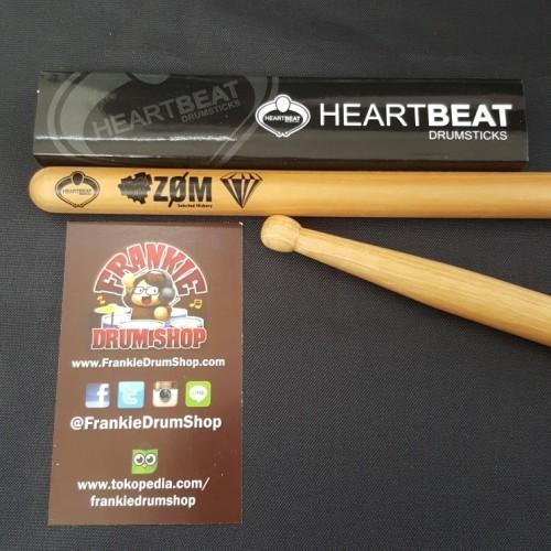 Foto Produk HeartBeat HBOZRRH - Ozom Rocket Rockers Artist Hickory Stick Drum dari FrankieDrumShop