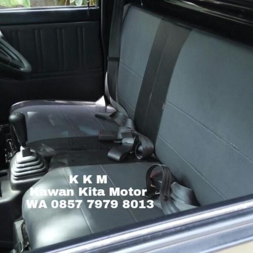 Foto Produk KKM Sarung Jok Mobil Suzuki Carry Pickup Futura Real Van Oscar dari Kawan Kita Motor