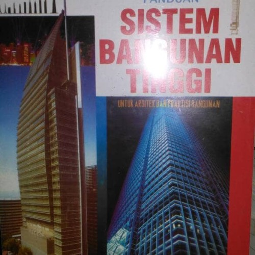 Foto Produk buku Sistem bangunan tinggi dari kwitangjaya27