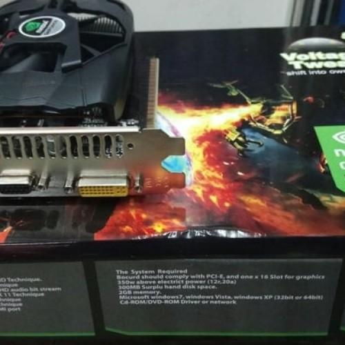 Foto Produk PREMIUM ORIGINAL VGA NVIDIA GEFORCE GT720 2GB DDR3 128BIT dari Tiesnowe
