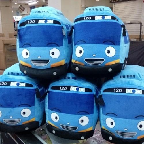Foto Produk Boneka Mobil Tayo Besar Yelpo Halus SNI dari melonshops