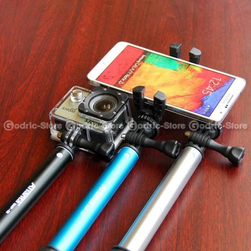 Foto Produk Tongsis Titanium Attanta SMP-08 Foldable Hold kamera , camera termurah dari mgtronik