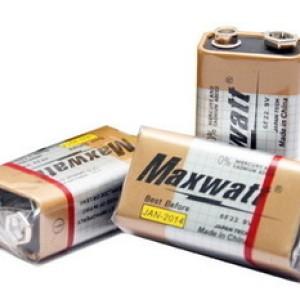 Foto Produk (Murah) Baterai 9volt / batere 9v Buat diamond selector dari sinta market