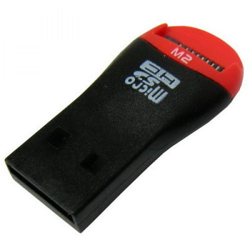 Foto Produk USB Card Reader untuk Micro SD dari warung purnama
