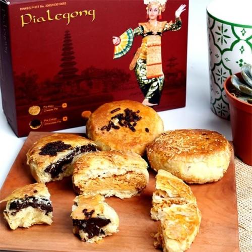 Foto Produk Pia Legong Khas Bali Rasa Mix (Keju & Coklat) dari Prema Pie