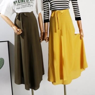 Foto Produk Rok Midi Skirt Vintage skirt Motif Timbul Import Korea Fashion new dari Grosir Korean style