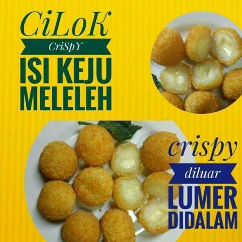 Foto Produk Cilok Crispy Mozarella Meleleh dari Arinia Shops