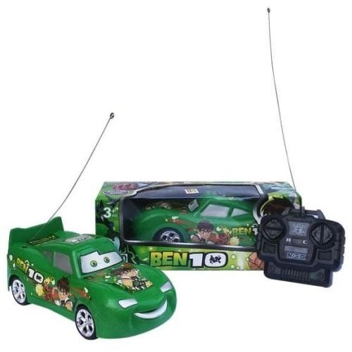Foto Produk (Sale) mainan mobil Remote control mobil ben10 033-2 dari kalarta shop