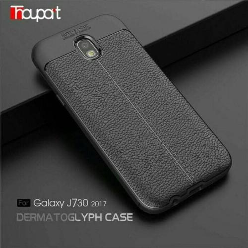Foto Produk Case Auto focus Leather Samsung J7 Pro Soft case Casing Kulit J7pro dari Kedai ACC