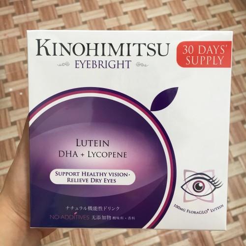 Foto Produk Kinohimitsu Eyebright 30 sachets dari APRIL-SKIN