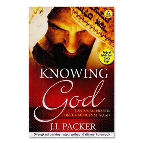 Foto Produk Buku Knowing God dari Visi Christian Store