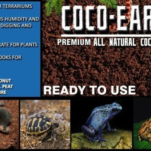 Foto Produk COCO EARTH | COCOPEAT TARANTULA / REPTILE PREMIUM dari Aoterra Exotics