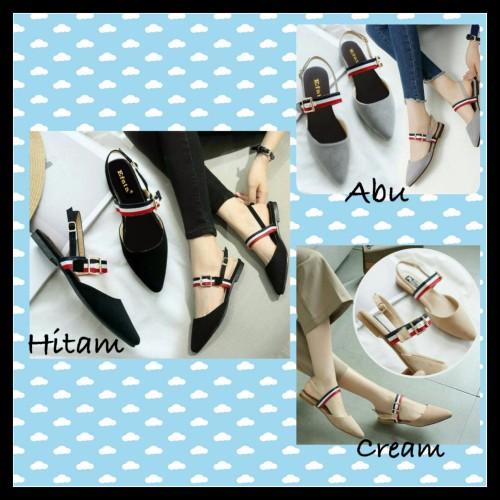 Foto Produk Sepatu Sandal Flat UM26 dari Nin's Collections