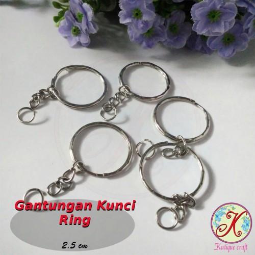 Foto Produk Ring Gantungan Kunci lusinan dari Kutique Craft