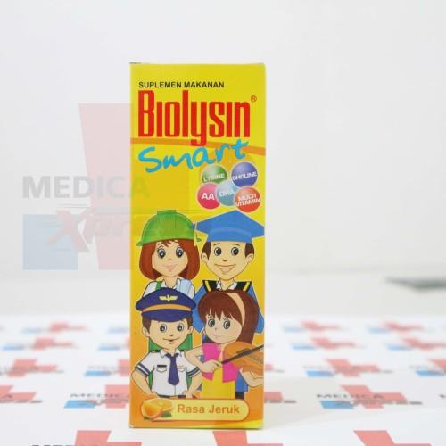 Foto Produk Biolysin Smart 100 ml Syirup dari Medica Xpress