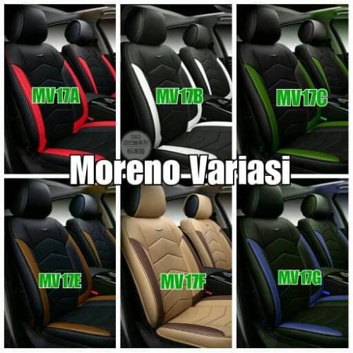Foto Produk Sarung Jok Mobil Avanza 2011 - 2013 dari Moreno Variasi