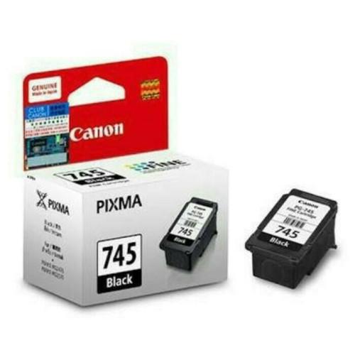 Foto Produk Tinta Canon Cartridge PG-745 Tinta black Original dari FJ COM