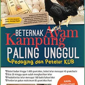 Foto Produk Beternak Ayam Kampung Paling Unggul dari Toko Kutu Buku