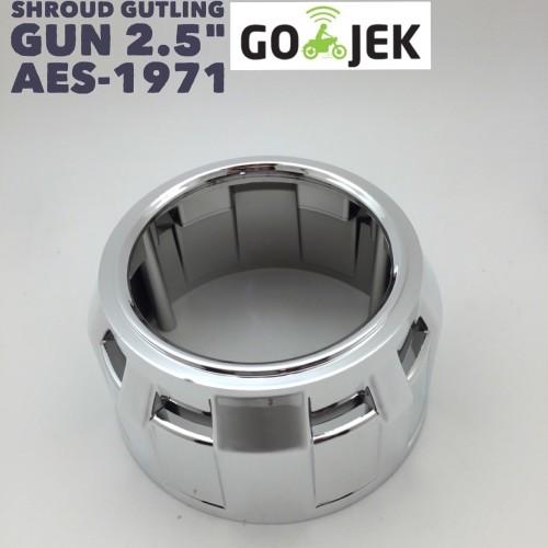 Foto Produk shroud gutling gun atau GG dari BULLAES