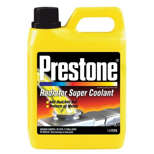 Foto Produk PRESTONE RADIATOR SUPER COOLANT (CONCENTRATE) 1 L dari Prestone