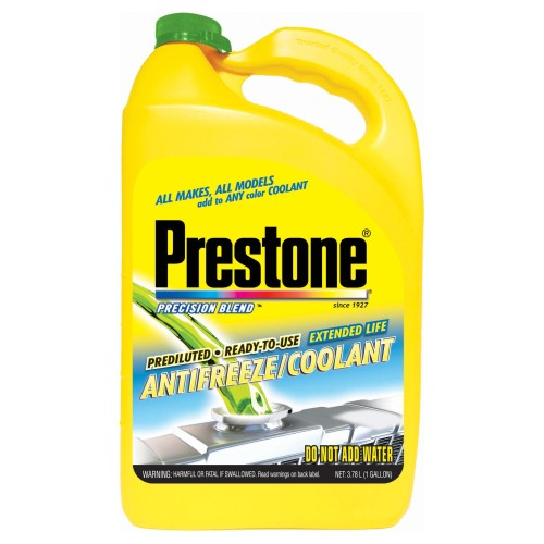 Foto Produk PRESTONE READY TO USE COOLANT (33%) GREEN 3.78 L dari Prestone