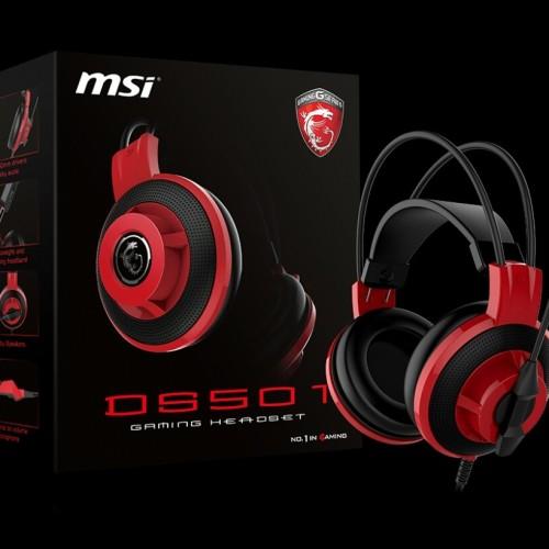 Foto Produk Headset Gaming MSI DS501 dari Rumah Services