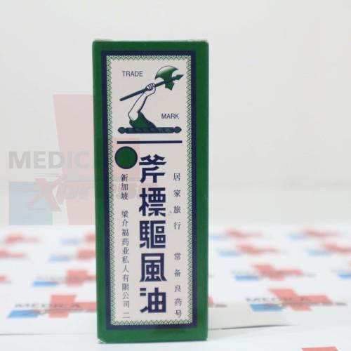 Foto Produk Minyak Angin Cap Kapak 28 ml  dari Medica Xpress