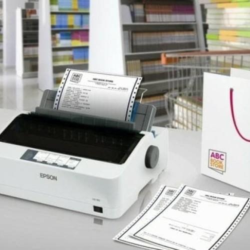 Foto Produk Printer Dotmatrix Epson LX-310 Garansi Resmi LX310 dari Multifungsi Online