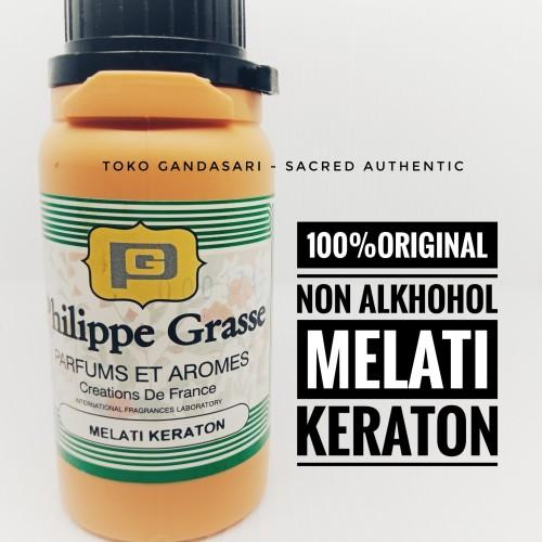 Foto Produk Bibit Parfum Minyak Wangi Melati Keraton Non Alkhohol Segel 100ml dari gandasari