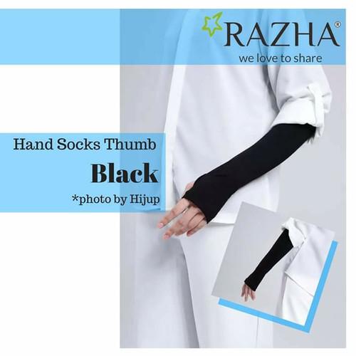 Foto Produk Hand Socks Thumb Razha dari Momandkidz