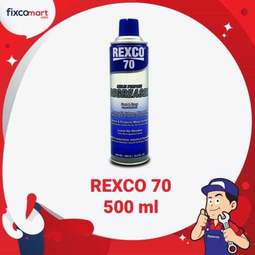 Foto Produk Rexco 70 Degreaser 500 Ml / Pembersih Gemuk dari FIXCOMART