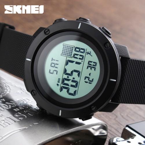 Foto Produk SKMEI PEDOMETER 1215 ORIGINAL - Jam Tangan Olahraga Waterproof 50M dari SKMEI WATCH