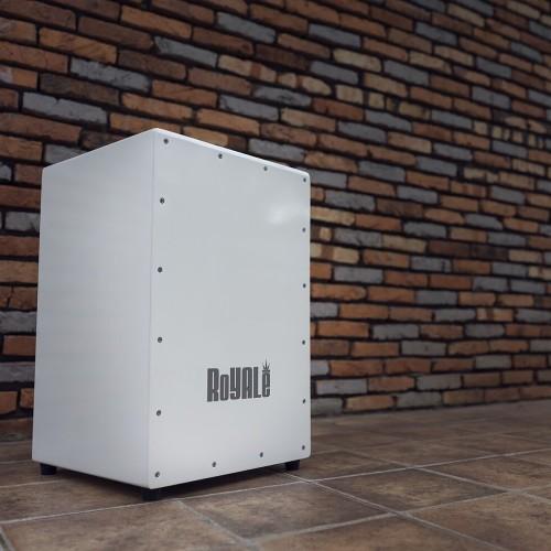 Foto Produk Cajon Radiant White dari Royale Cajon