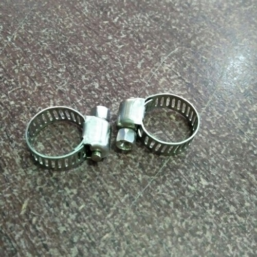 """Foto Produk Klem cincin selang stim / angin kompresor max 5/8"""" maksimum dari Bangun Teknik"""