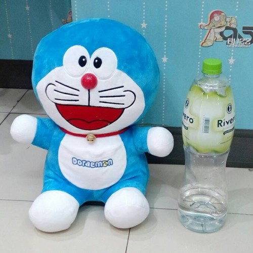 Foto Produk (Diskon) Boneka Doraemon Original Besar Yelpo Halus dari TOKO DIsaya