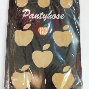 Foto Produk Stocking Apple Original Pantyhose 120D Stocking Panjang Tebal dari TOKO DIsaya