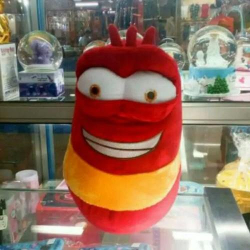 Foto Produk (Dijamin) Boneka Larva Merah dari TOKO DIsaya