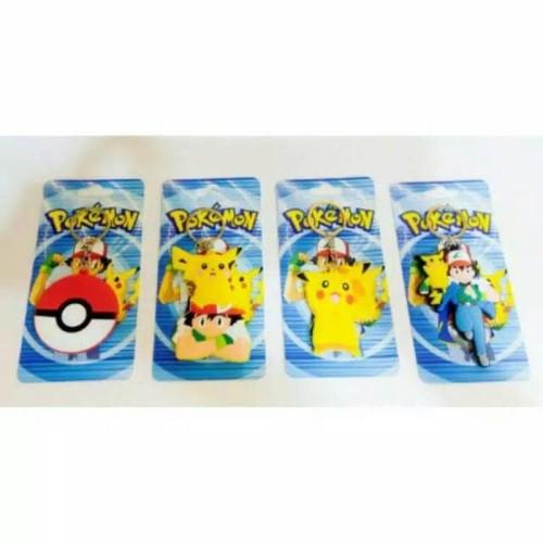 Foto Produk (Sale) Gantungan Kunci / Tas Pokemon Pikachu Import dari TOKO DIsaya