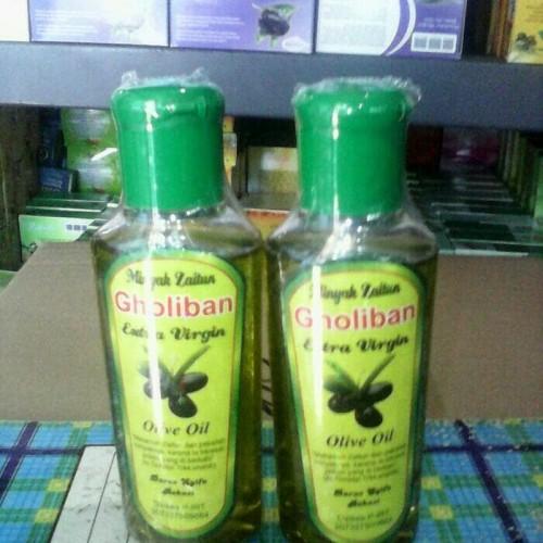 Foto Produk Minyak Zaitun Gholiban 60ml dari Zyfara Herbal