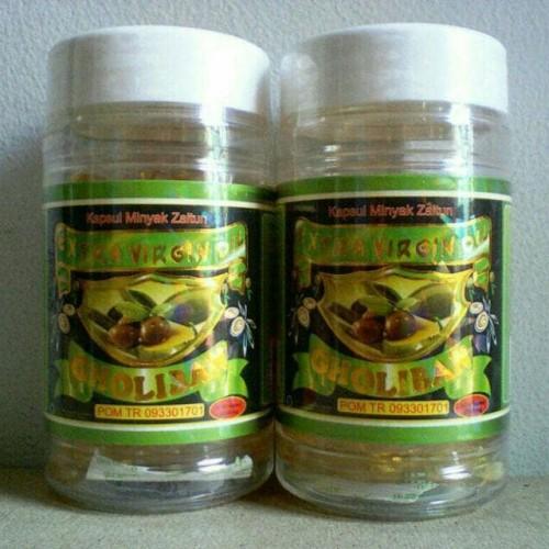 Foto Produk Minyak Zaitun Gholiban 60 Kapsul dari Zyfara Herbal