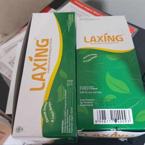 Foto Produk Laxing Kapsul 1 Box dari Apt Sentosa