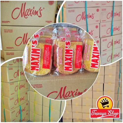 Foto Produk Roti Kering Maxim's Enak & Murah dari Toseaya Shop