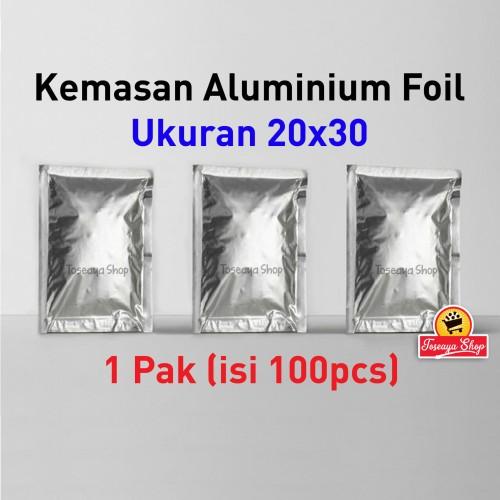 Foto Produk Plastik Kemasan Aluminium Foil Grosir dari Toseaya Shop