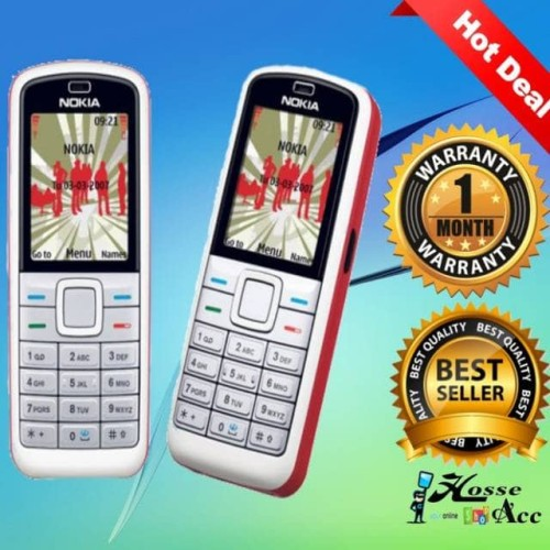 Foto Produk Nokia 5070 Harga Murah dari sansuhir