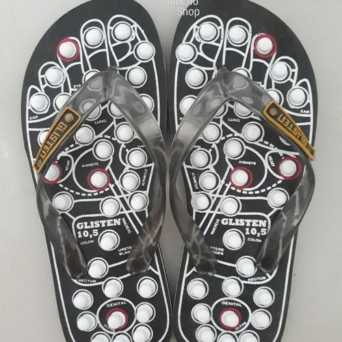Foto Produk Sandal Kesehatan Glisten Swiss / sendal rematik / sandal kesehatan - Random, 40 dari Muncho Shop