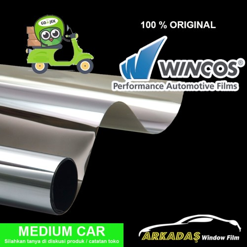 Foto Produk Kaca Film / Kacafilm Mobil Wincos / Medium Car / Full Body dari PROMO KACA FILM